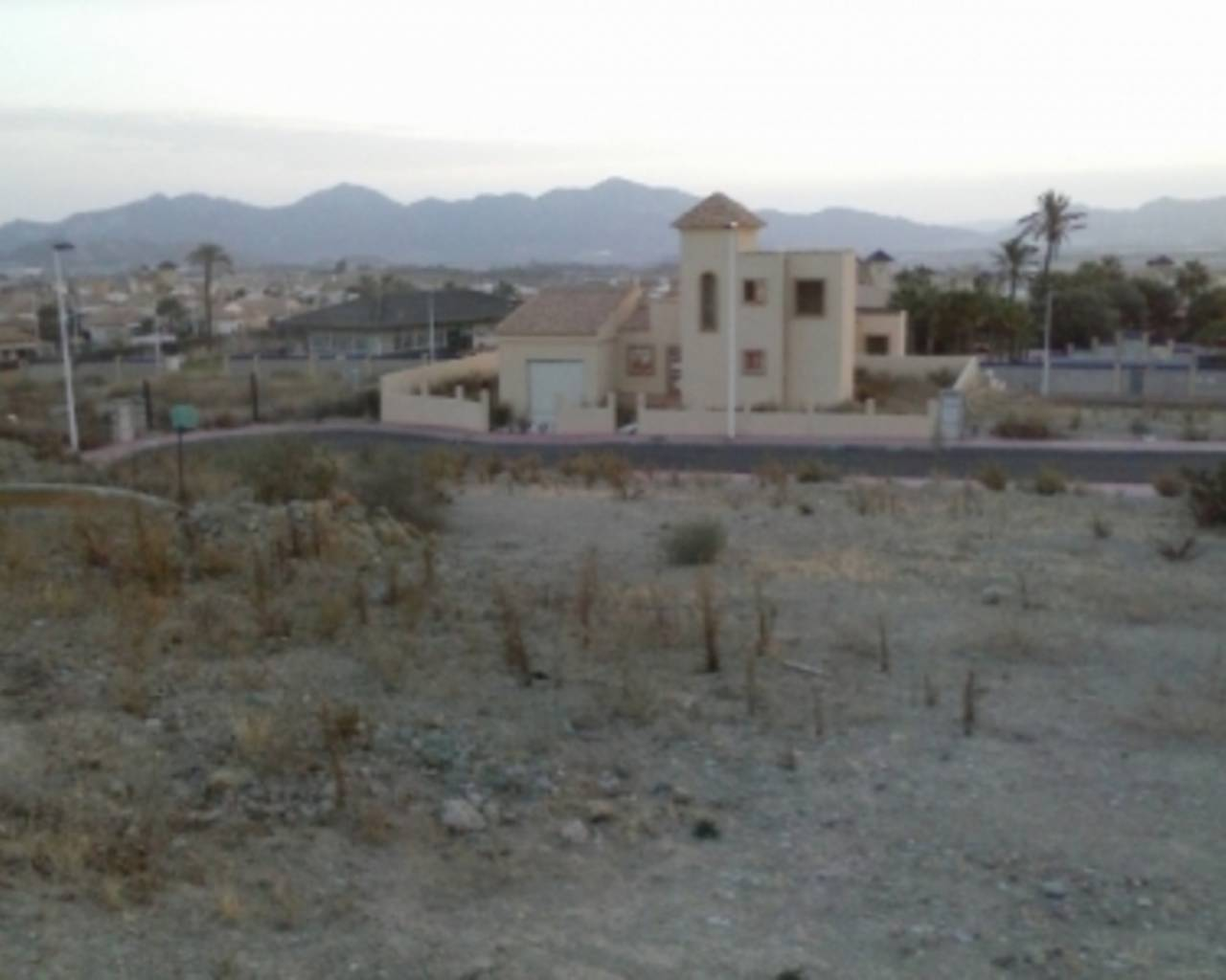 Resale - Plot of Land - Mazarron