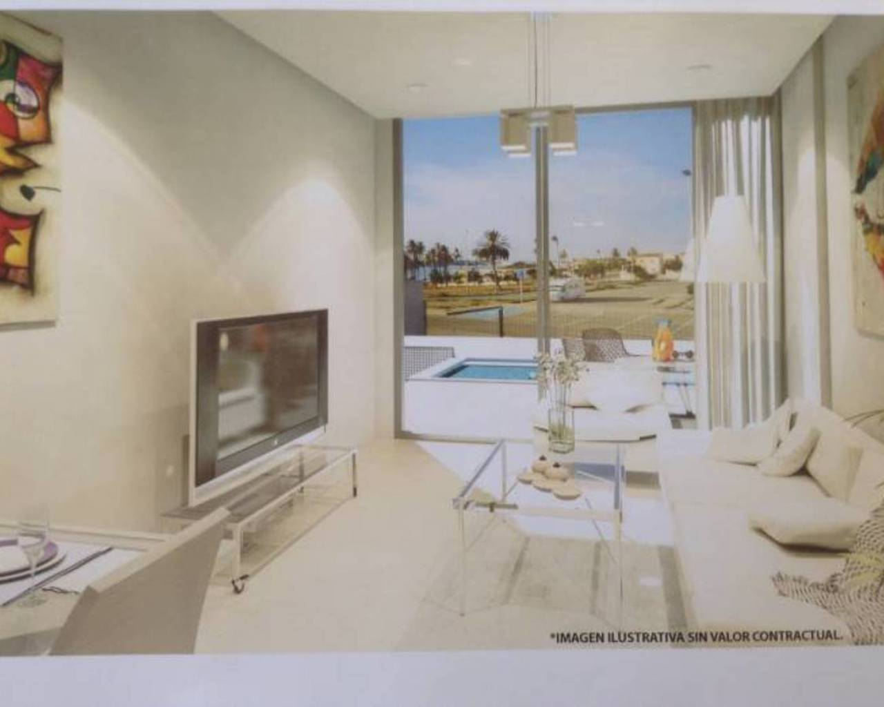 Resale - Apartment - Puerto de Mazarron