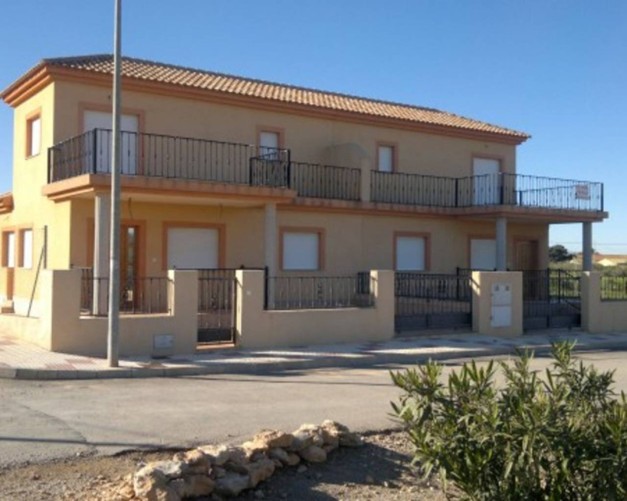 Resale - Semi Detached Villa - Fuente Alamo de Murcia