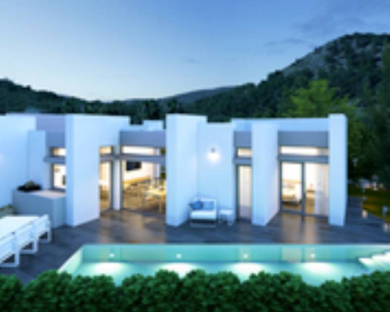 Detached Villa - New build - La Manga del Mar Menor - La Manga
