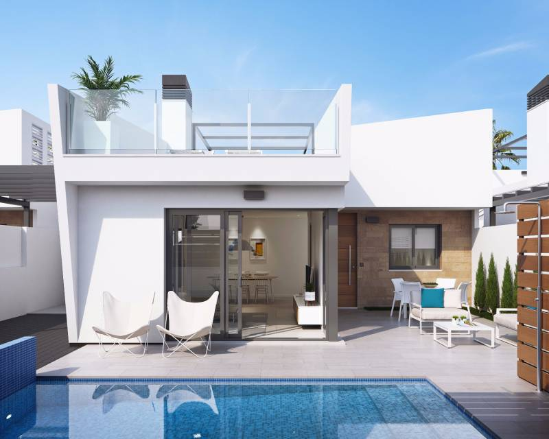 Detached Villa - New build - Los Alcazares - Centre. Beach
