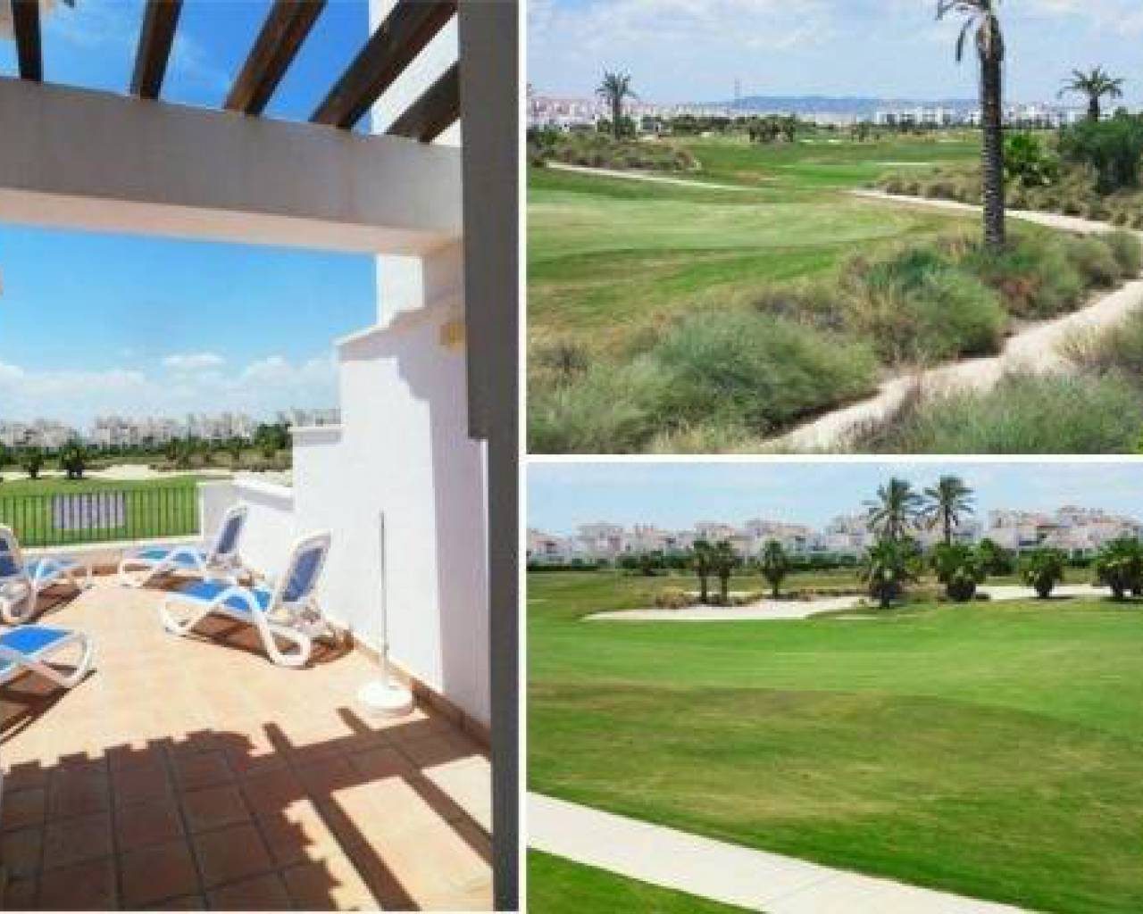 Til Salgs - Rekkehus - La Torre Golf Resort - La Torre Golf