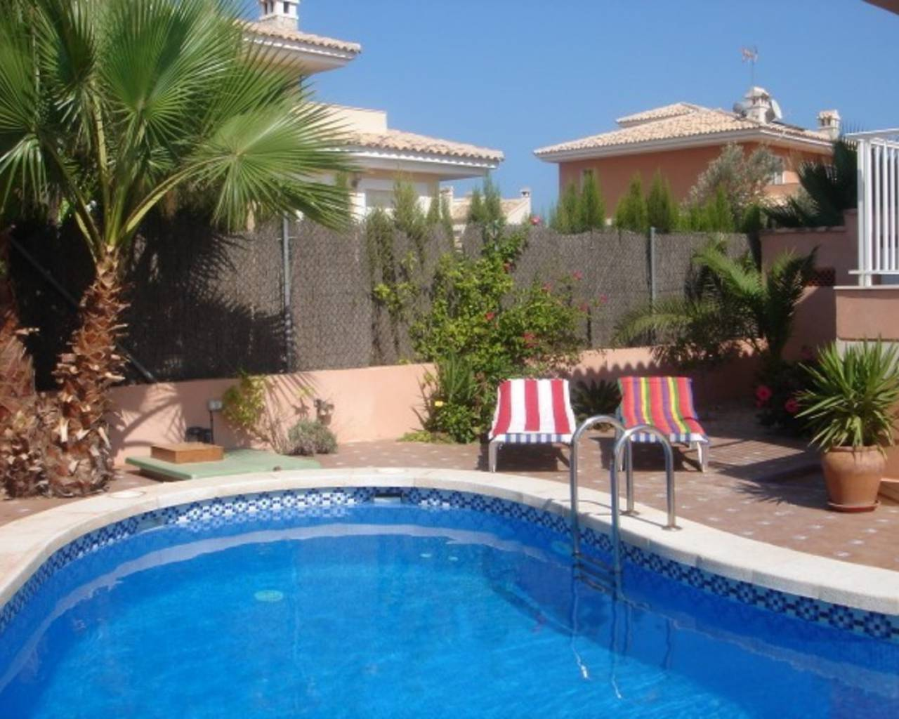Resale - Detached Villa - La Manga del Mar Menor - La Manga