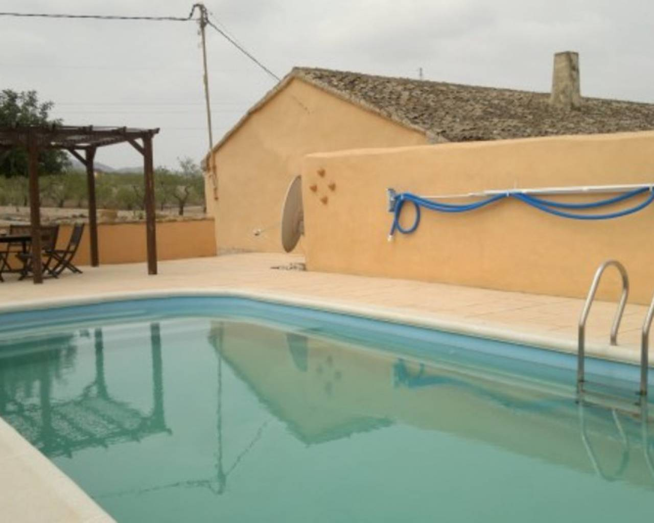 Resale - Detached Villa - Tallante