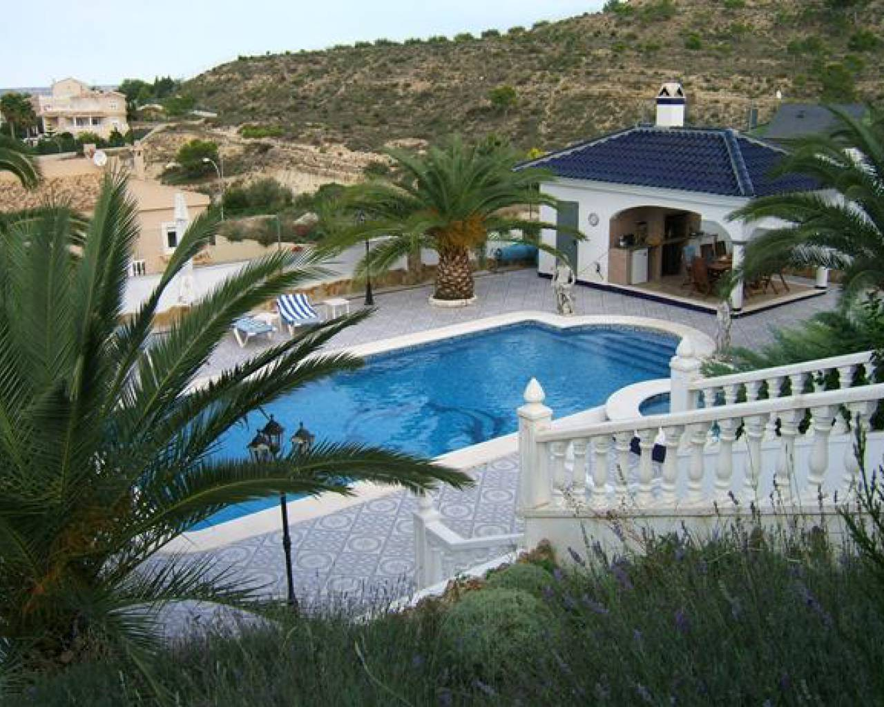 Resale - Detached Villa - Algorfa - Lomas de La Juliana
