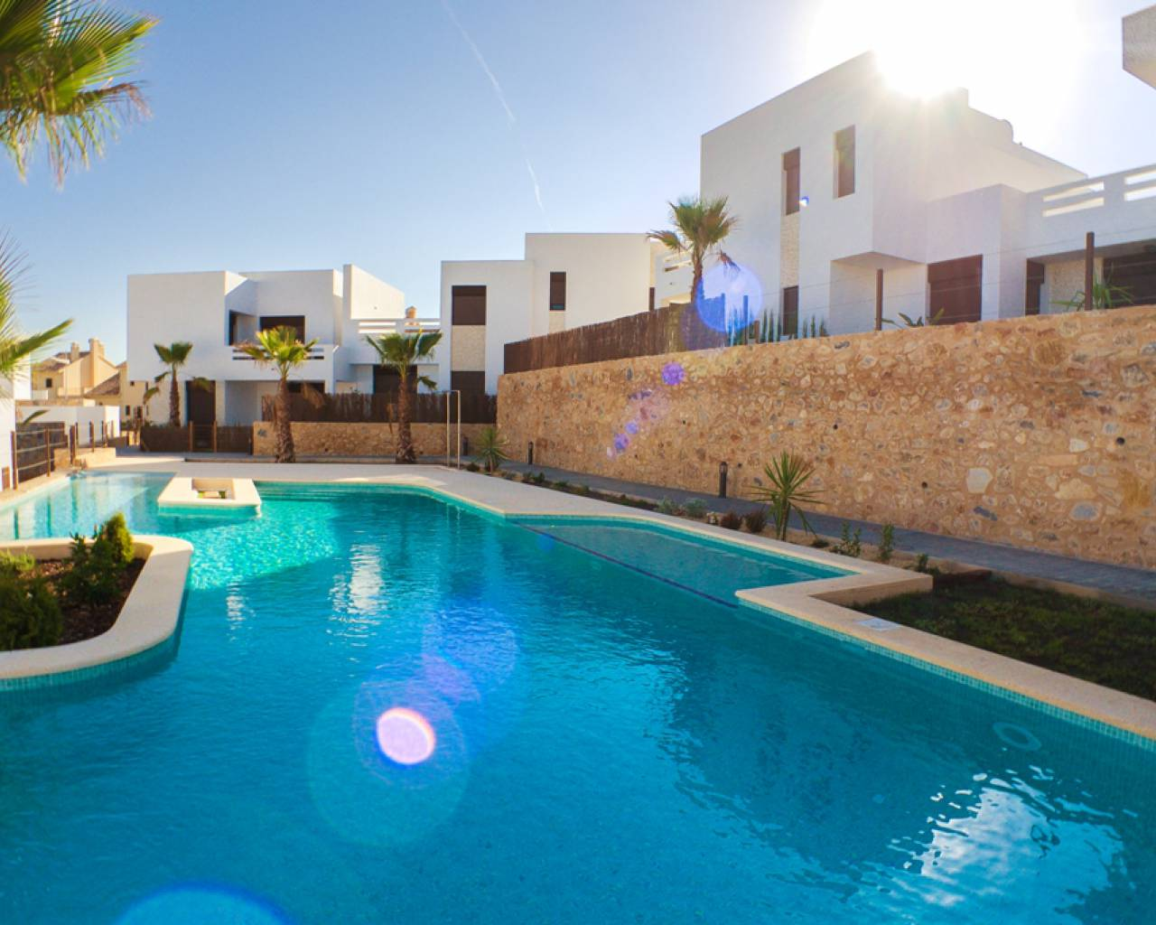 New build - Apartment - Algorfa - La Finca