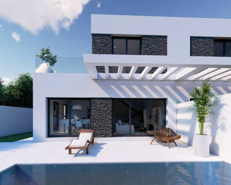 Semi Detached Villa - New build - Daya Vieja - Daya Vieja
