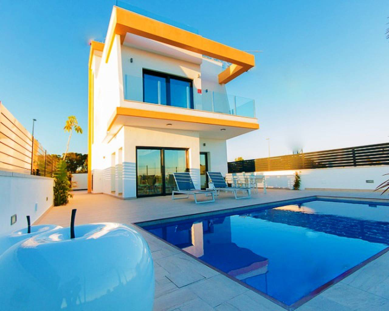 New build - Detached Villa - Lo Romero Golf Resort