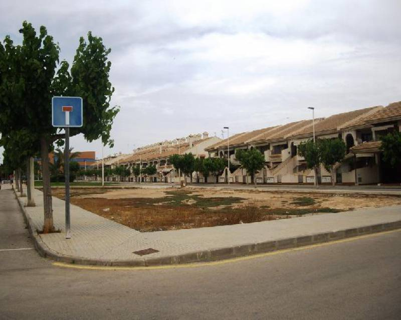 Plot of Land - Resale - Los Alcazares - Los Narejos