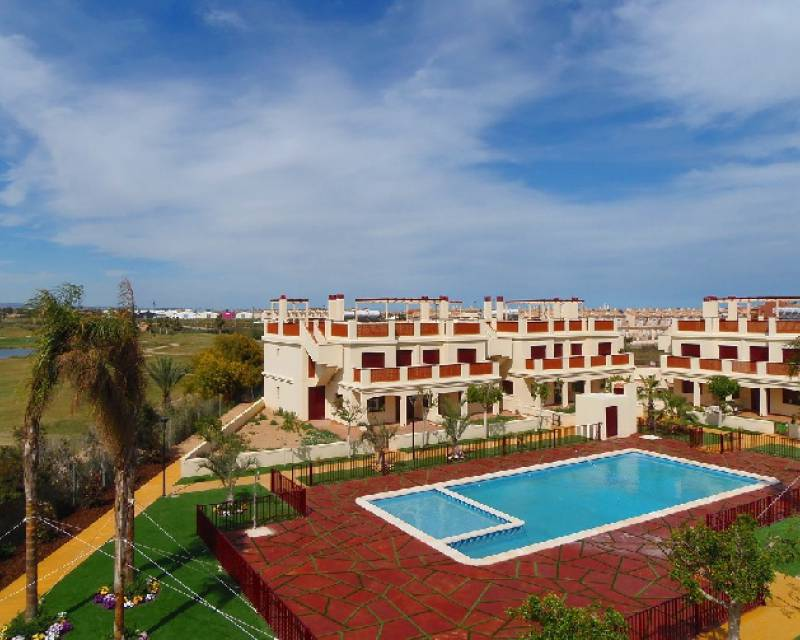 Apartment - New build - Los Alcazares - Serena Golf