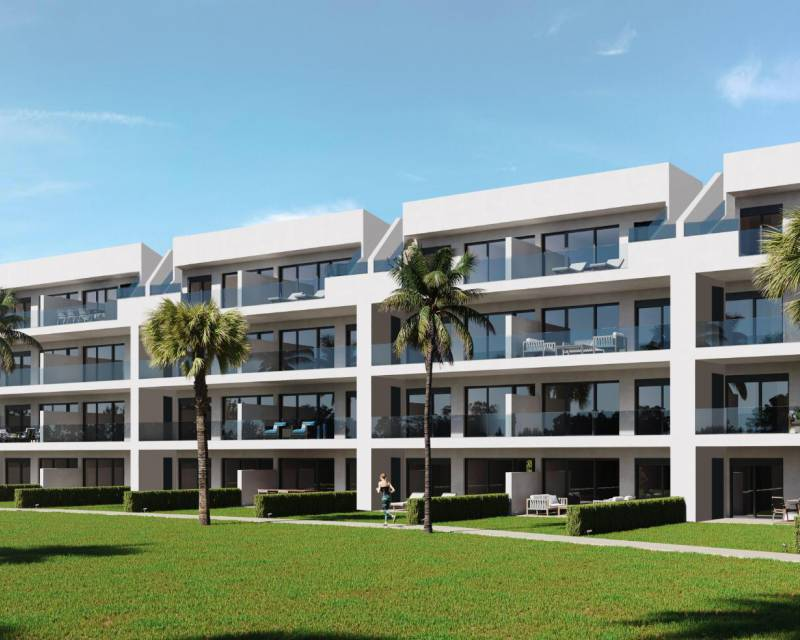 Apartment - New build - Mar Menor Golf Resort - Mar Menor Golf