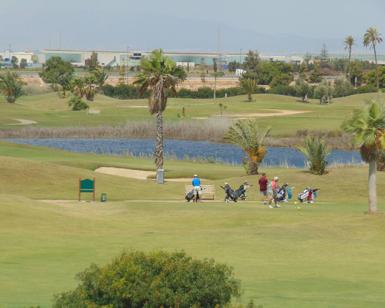 New build - Bungalow - Los Alcazares - Serena Golf